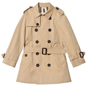 Burberry Mini Wiltshire Trenchcoat Beige 8 years