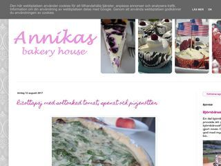 Annikas Bakery House