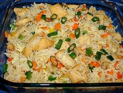 Chicken Fried Rice Recipe...
