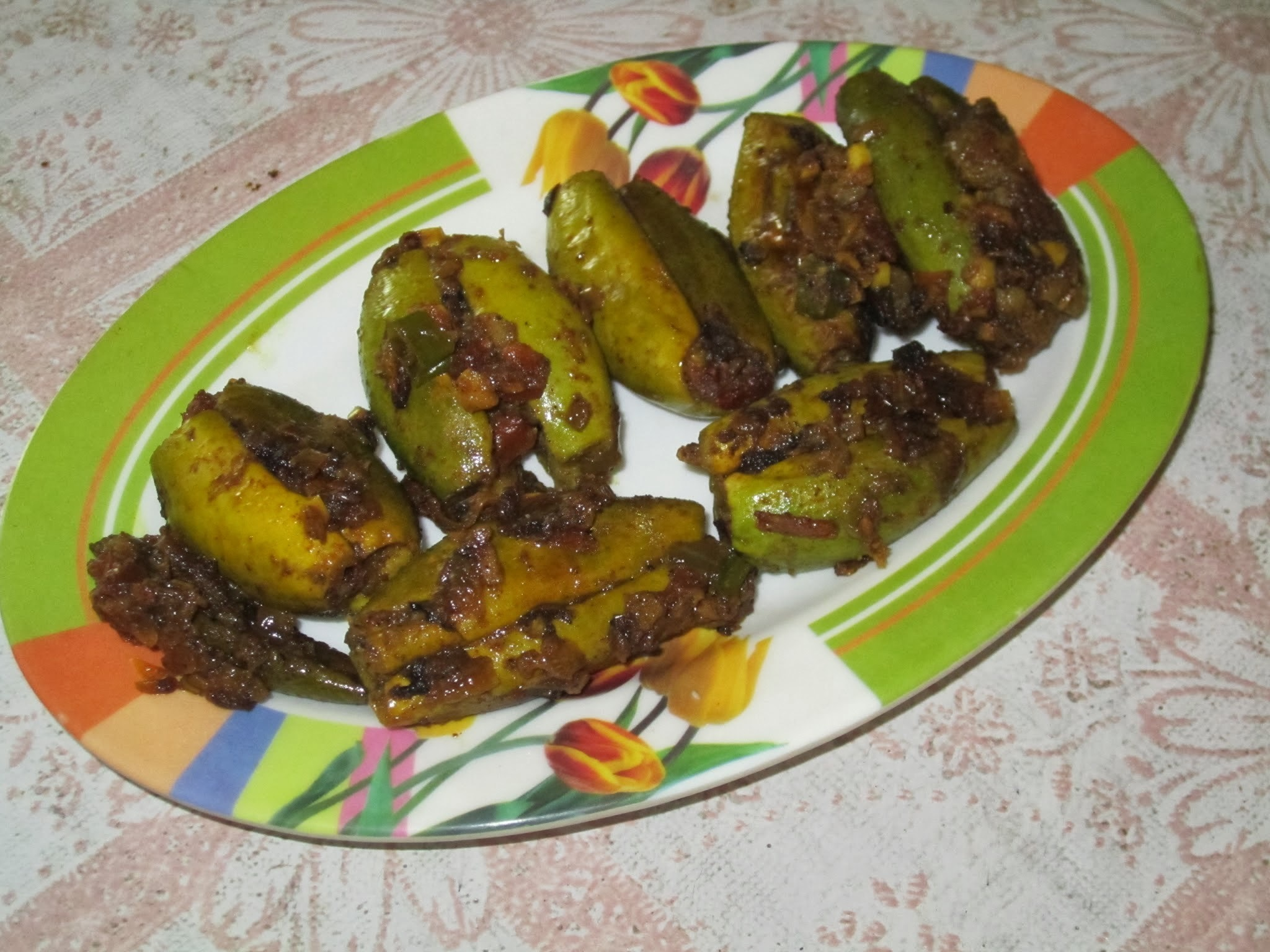 Gota Potala Bhaja (Stuffed Potala)