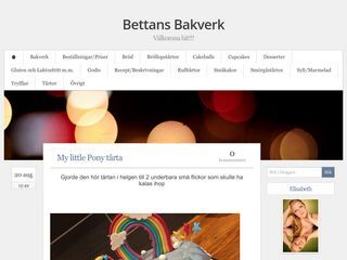 Bettans bakverk
