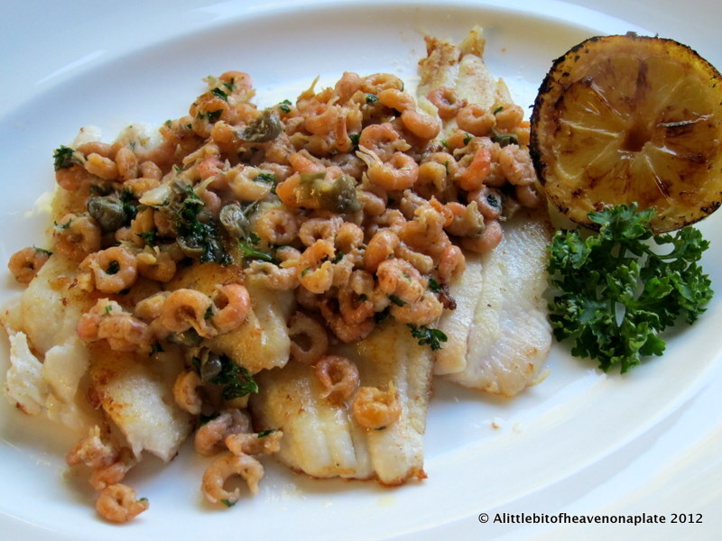 Versatile Lemon sole - three recipes