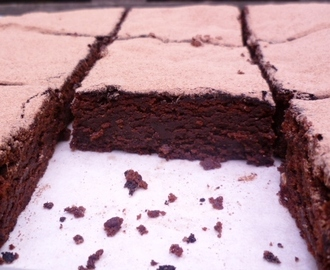 killer chocolate brownies