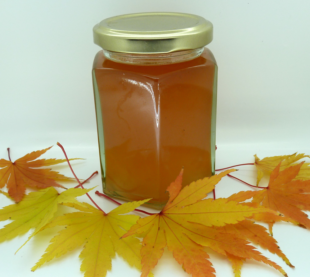Spiced Crab Apple Jelly