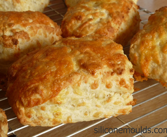 Scones - Cheese Scones, Fruit Scones & a big update !