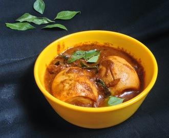 Egg Curry | Egg Recipes