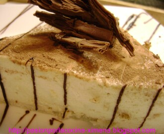 Mousse de crema de whisky
