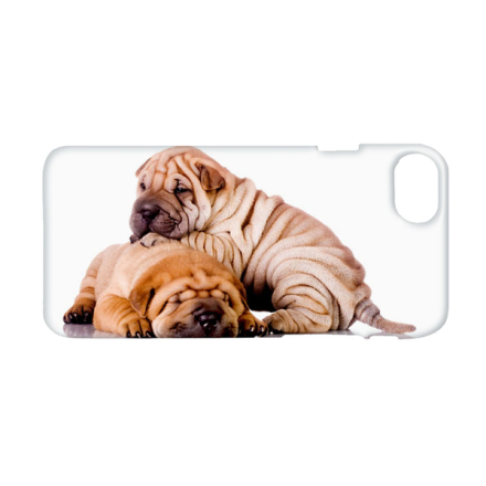 Hund shar pei iphone 7 skal