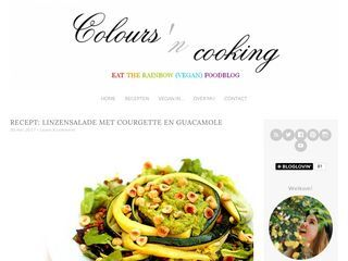 Colours 'n cooking