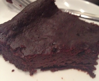 Brownie – lavkarbo og glutenfri
