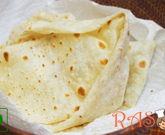 Roomali Roti Recipe - Indian Recipes