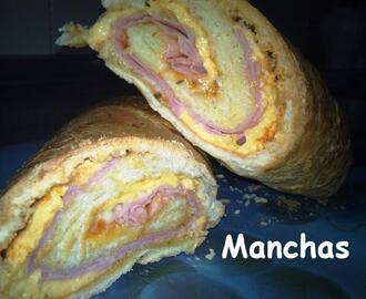 PIZZA ROLL Ó PAN RELLENO