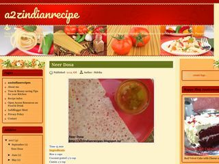 A 2 Z Indian Recipes