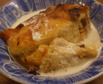 Luxurious leftovers - Panettone Bread Pudding
