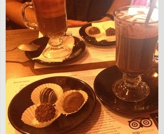 Hot chocolate & BonBon Tasting in Budapest