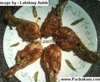 Kerala Simple & Great Chicken Fry