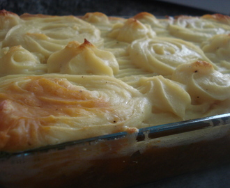JAMIE OLIVER´S COTTAGE PIE