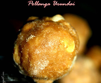 Porul Vilanga Urundai...Healthy laddu..My grandma's Way