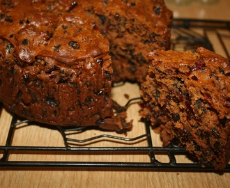 Mary Berry's Quick Boiled Fruit Cake
