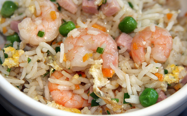 Chow Fan - Arroz Chino 3 Delicias.