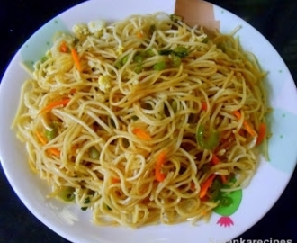 sri lankan egg noodles  Recipes