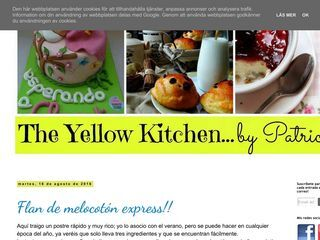 The Yellow Kitchen