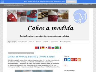 Cakes a medida