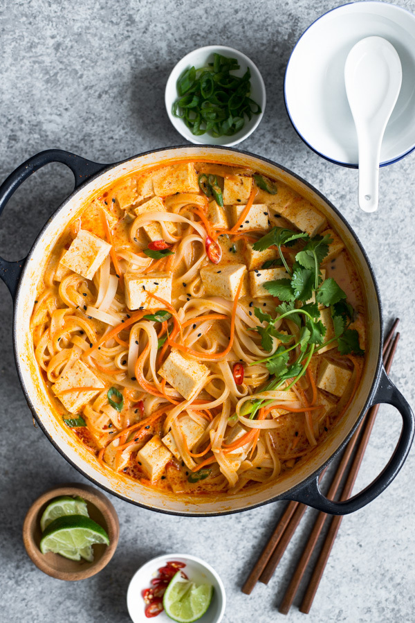 One-Pot Curry Noodles