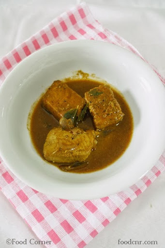 Spicy Sri Lankan Fish Curry (Malu Mirisata)