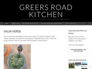 Greers Road Kitchen