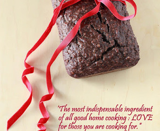 Chocolate Banana Bread ~ Chit chat with Manju Nair