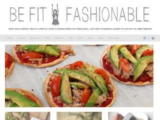 Be fit and fashionable
