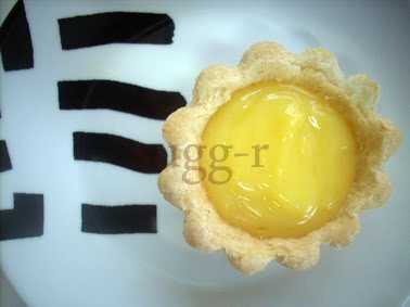 mini lemon pie para Fred