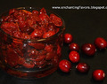Cranberry Pickle - Indian Style