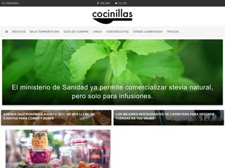 cocinillas.elespanol.com