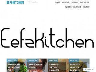 EefzKitchen | Hungry Thoughts and some Sporty Notes!