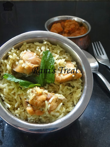 Chicken Pulao | Easy Chicken Pulao Recipe