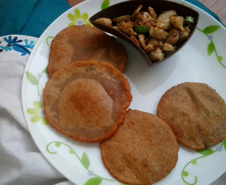Singhare ki poori recipe |how to make singhare ke atte ki puri for vrat fasting
