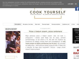 Cook yourself...