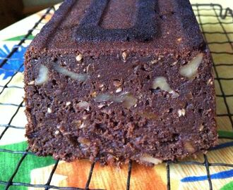 Chocolate Marrakesh Express Loaf Cake - Random Recipes #21