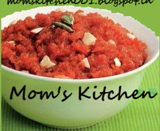 How to Make Gajar ka Halwa (Carrot ka Halwa)