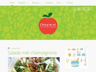 Chowie - Love healthy and Tasty food