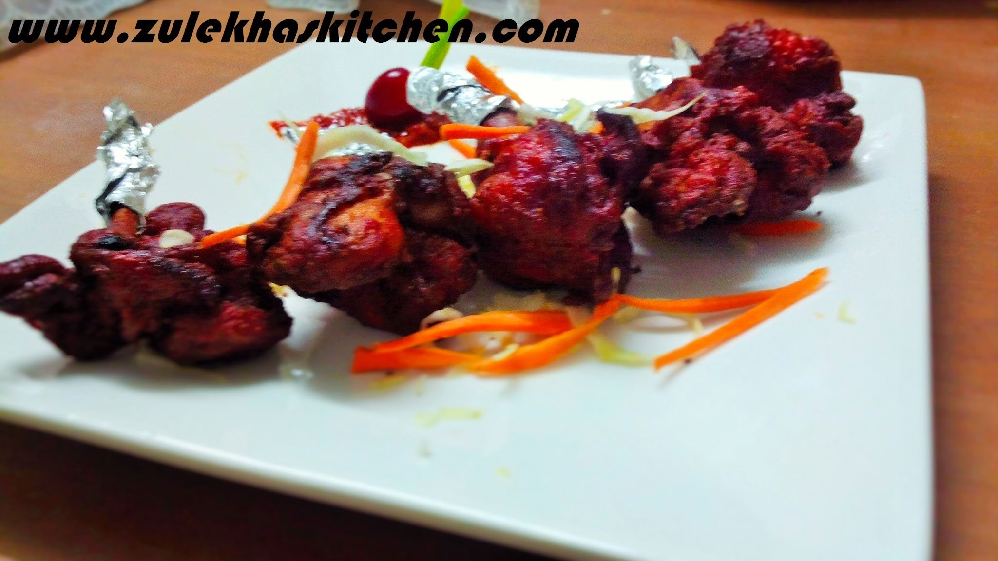 Recipe of Chicken Lolipop