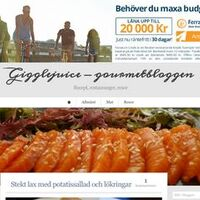 Gigglejuice - gourmetbloggen