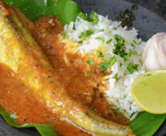 FISH IN TAMRIND CURRY MEEN KULAMBU