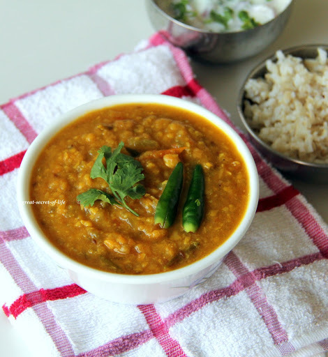 lauki chana dal / Bottle gourd Chana dal / sorakkai Bengal Gram dhal - No onion and no garlic recipe