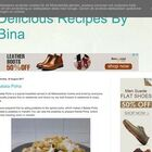Delicious Recipes By Bina
