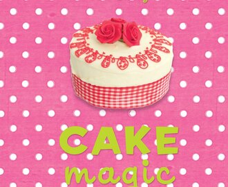 Cake Magic, Review and Recipe for HRH Fav Cake