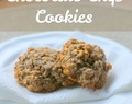 Oatmeal Chocolate Chip (Gluten free & Dairy Free)
