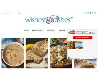 wishesndishes.com
